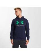 Under Armour Hoodies Rival blå