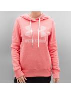 Under Armour Hoodies Favorite Fleece Sportstyle pink