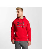 Under Armour Hoody Rival rood