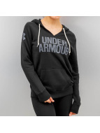 Under Armour Hoody Favorite schwarz