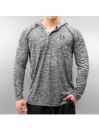 Under Armour Hoody Armour Tech Popover schwarz
