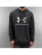 Under Armour Hoody Sportstyle Triblend zwart