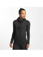 Under Armour Featherweight Fleece High Neck Sweatshirt Black/Black/Graphite