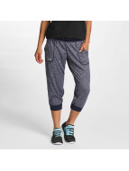 Under Armour Tech Capri Twist Sweat Pants Midnight Navy/Metallic Silvern