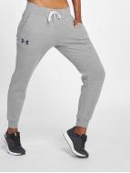 Under Armour Jogging pantolonları Favorite Fleece gri