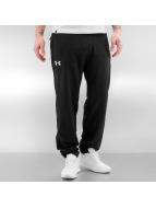 Under Armour joggingbroek Tech Terry zwart