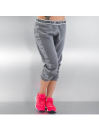 Under Armour Jogginghose Favorite Fleece Capri grau