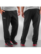 Under Armour Jogginghose Storm Rival Cotton schwarz