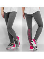 Under Armour Legging Favorite Wordmark grijs