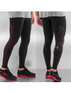 Under Armour Legging Heatgear Graphic schwarz