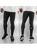 Under Armour Leggingsit/Treggingsit Heatgear Compression musta