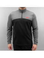 Under Armour Pullover Icon Fleece schwarz