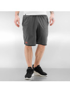 Under Armour shorts Qualifier Novelty grijs