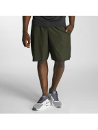 Under Armour shorts Qualifier Novelty groen