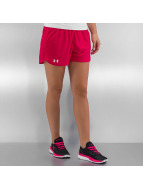 Under Armour shorts Play Up pink