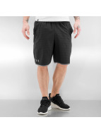 Under Armour shorts Qualifier Novelty zwart