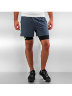 Under Armour Shortsit Mirage 2-in-1 harmaa