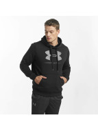Under Armour Sudadera Rival negro