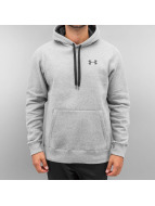 Under Armour Storm Rival Cotton Hoody True Gray Heather/Stealth Gray/Black