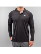 Under Armour Sweat capuche Tech Popover noir