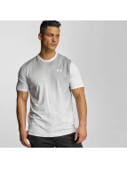 Under Armour T-paidat Left Chest Spray Gradient valkoinen