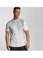 Under Armour T-shirt Left Chest Spray Gradient bianco