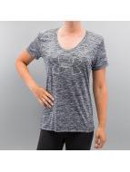 Under Armour t-shirt Tech Branded Twist blauw