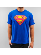 Under Armour t-shirt Alter Ego Core Superman blauw