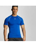 Under Armour t-shirt Under Armour Heatgear Compression blauw