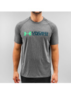 Under Armour t-shirt Fade Away grijs