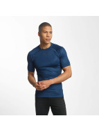 Under Armour t-shirt Heatgear grijs
