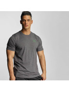 Under Armour T-Shirt Charged Cotton Left Chest Lockup noir