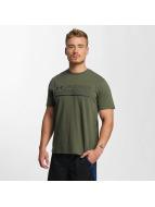 Under Armour T-Shirt Woodmark Lock Up vert