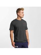 Under Armour t-shirt Charged zwart