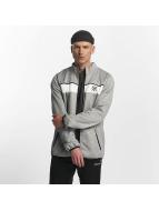 UNFAIR ATHLETICS Демисезонная куртка DMWU XTD Tracktop серый