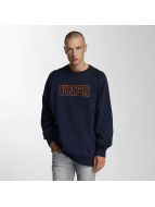 UNFAIR ATHLETICS Pullover Logo blau