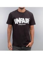 UNFAIR ATHLETICS T-paidat Classic Label musta