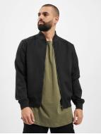 Urban Classics Демисезонная куртка Neopren черный