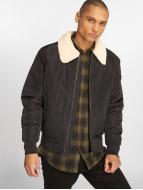 Urban Classics Демисезонная куртка Pilot черный