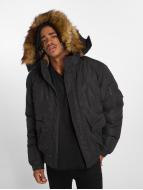 Urban Classics Зимняя куртка Heavy черный