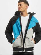 Urban Classics Зимняя куртка Zip Zag Fastlane черный