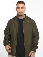 Urban Classics Куртка-бомбардир Light зеленый