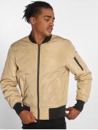 Urban Classics Куртка-бомбардир 2-Tone золото