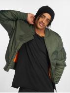 Urban Classics Куртка-бомбардир Basic Bomber оливковый