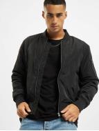 Urban Classics Куртка-бомбардир 2-Tone черный
