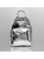 Urban Classics Рюкзак Mini Metallic серебро