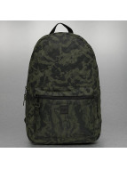 Urban Classics Backpack Diamond Quilt Leather Imitation camouflage