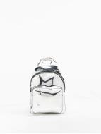 Urban Classics Backpack Mini Metallic silver