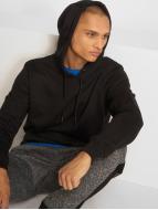 Urban Classics Bluzy z kapturem Basic czarny