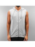 Urban Classics Bodywarmer Sleeveless Terry grijs